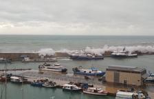 La Generalitat ejecutará obras de emergencia en los puertos de l'Ametlla, l'Ampolla y las Cases de Alcanar