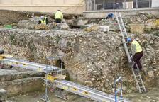 S'inicien les excavacions arqueològiques a la zona de l'escena del teatre romà de Tarragona
