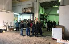 El celler de la Cooperativa de Calafell, un equipament públic