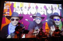 FMG Music fusionarà la seva música i l'art plàstic de Sabala en la presentació del seu tercer disc
