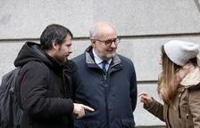 Los demandantes querrían que la reclamación de 4,1 MEUR al Govern de Puigdemont y altos cargos por el 1-O fuera mayor