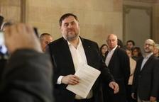 El Suprem reitera a Junqueras que ja no és eurodiputat ni té immunitat