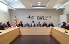 La Generalitat invierte en el Alt Camp un millón de euros por el despliegue de 26,6 kilómetros de fibra óptica