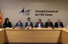 El Govern invertirà un milió d'euros en el desplegament de la fibra òptica a l'Alt Camp