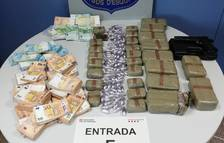 Desmantellada una organització criminal dedicada a la venda de drogues al Penedès i al Garraf
