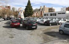 L'aparcament gratuït del carrer del Ball de Diables de Reus es desmantellarà