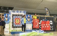 Canales gana el Campeonato de España de tiro con arco