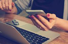 La pandèmia va disparar l'ús de trucades de veu o vídeo per internet el 2020