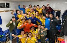 El juvenil del Vila-seca guanya al Barça B i confirma el bon moment