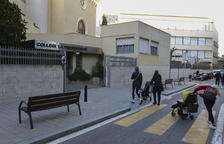 Les escoles de Reus avancen l'hora d'obertura per acabar amb el col·lapse de cotxes