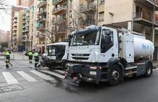 El govern reusenc «contractarà el necessari» per garantir la recollida de brossa