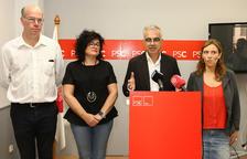 Martín: «Si no rebutgen el pressupost, és que Pellicer i Llauradó no pinten res»