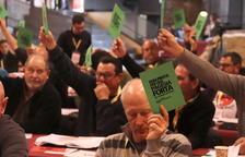 Unió de Pagesos reivindica la unidad de los productores para hacerse respetar delante las grandes empresas agroalimentarias