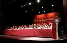 Unió de Pagesos reclama que el campesinado forme parte de una estrategia global de país