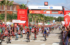 La edición 100 de la Volta a Cataluña se celebrará en marzo del 2021