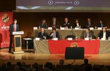 El Nàstic ingressarà 143.000 euros per les ajudes de la federació