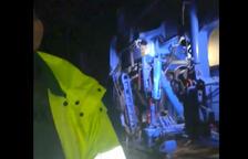 Es viralitza un vídeo amb les queixes d'un veí de Tarragona per unes obres nocturnes