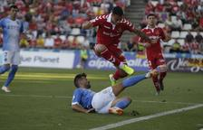 El Nàstic rep el Lleida, un rival dèbil lluny del Camp d'Esports