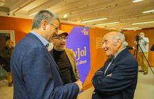 Se inaugura la exposición 'Jvjol i el dibuix' en el Col·legi d'Arquitectes