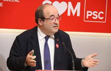 Iceta dice que la reforma del Código Penal puede ser una fórmula para que los líderes independentistas salgan de la prisión