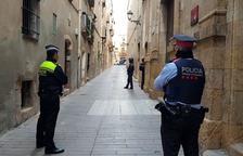 15 personas denunciadas ayer en Tarragona por saltarse el confinamiento