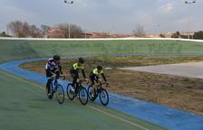 El velódromo de Tarragona abre las puertas a todos los clubs ciclistas