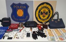Los Mossos d'Esquadra y la Policía Local de Tàrrega detienen a dos vecinos de Reus por robos en domicilios