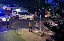 Una nena que circulava amb patinet elèctric resulta ferida a Salou després de topar amb un vehicle
