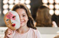 Ideas y trucos de maquillaje infantil por para este Carnaval