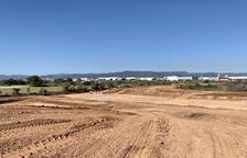 Empiezan las obras de urbanización del Plan Parcial Urbanístico en el Polígono Industrial de Constantí