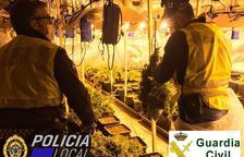 Detenidos dos albaneses por tráfico de drogas en el Vendrell