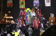El Carnaval conoció ayer la Quari mientras acababa la mudanza por instalarse en Reus.