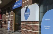 La fachada de Dexeus Dona, en los números 2-4.