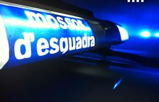 Els Mossos enxampen un jove amb 84 grams de cocaïna a la Pineda