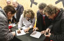 Paradistes del Carrilet recullen signatures a Change.org