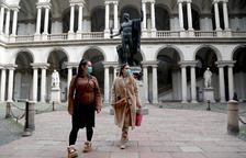 «Aquí en Urbino hay 7 españoles que han decidido volver a su casa»