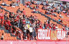 Orgull Grana i Fúria Grana van abandonar Castàlia abans del final del partit
