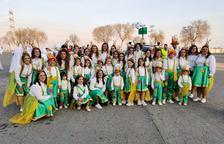 Diecisiete comparsas participarán en el Carnaval de Bonavista de este sábado