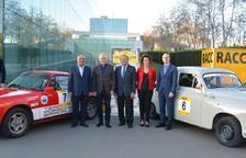 Salou se convierte en la «capital del motor» con la llegada del Rally Catalunya Histórico