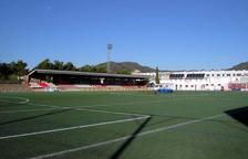 Un entrenador del Vendrell CE pateix un infart durant un partit