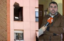 El fill de la víctima de Torreforta diu que l'explosió d'IQOXE «no va afectar la resta de la família per 15 minuts»