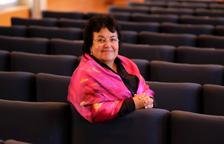 La rectora de la URV, María José Figueres