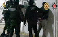 Desarticulada en Tarragona una organización dedicada al tráfico de marihuana a gran escala
