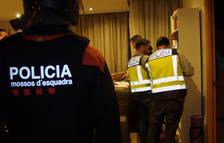Desarticulen una organització dedicada al tràfic internacional de marihuana des de Reus