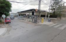 Detenido por robar dinero de la caja registradora de una gasolinera de Deltebre
