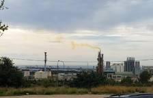 La empresa Nitricomax del polígono químico sur de Tarragona registra un incidente menor