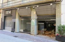 Tanca la botiga Jofré del carrer Monterols de Reus, la primera que es va obrir