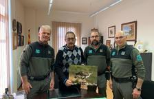 L'àliga cuabarrada es torna a reproduir a la Picossa de Móra d'Ebre una dècada després