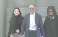 Jordi Turull sale de la prisión de Lledoners para trabajar en un bufete de abogados