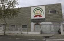 La mezquita As-sunnah cierra y se paran las clases en la escuela anexa